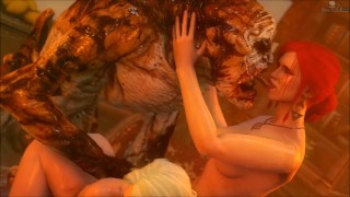 The Monster's Whore 2 SFM