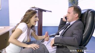 Brazzers – Nina North is a very bad schoolgirl