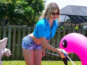 PervMom – Inspecting My Pervert Moms Boobs