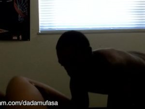 Dad Fucks Babysitter – Her Little Pussy Couldn't Handle His Big Dick