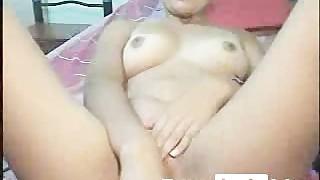Crazy_Hotxxx from Pornhublive Fucks Her Pussy With Dildo